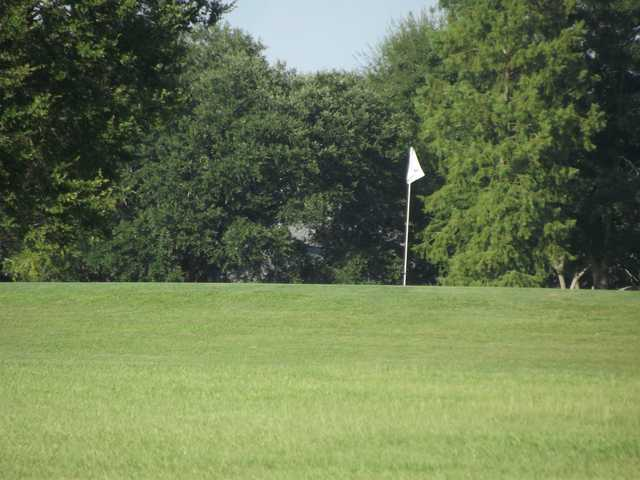 A view of a hole at Fennwood Hills Country Club