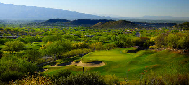 Canyon at Ventana Canyon: View from #13