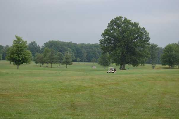 A view of a fairway at Cranberry Hills Golf Course