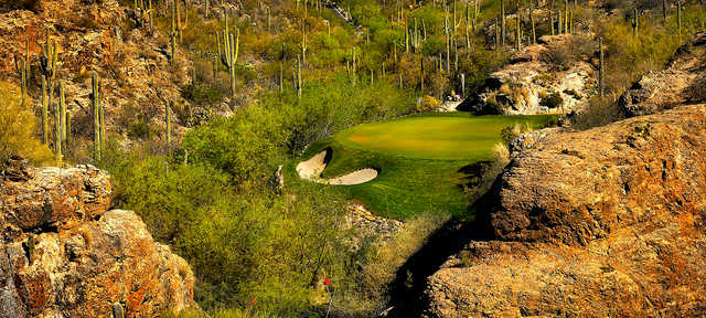 Mountain at Ventana Canyon: View from #3