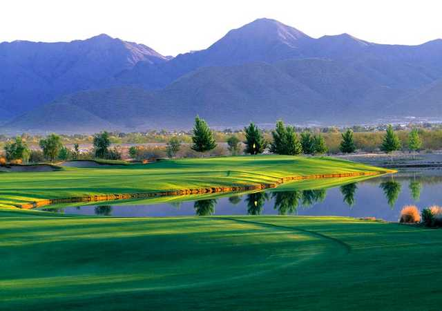 Piipaash at Talking Stick GC: View from #18
