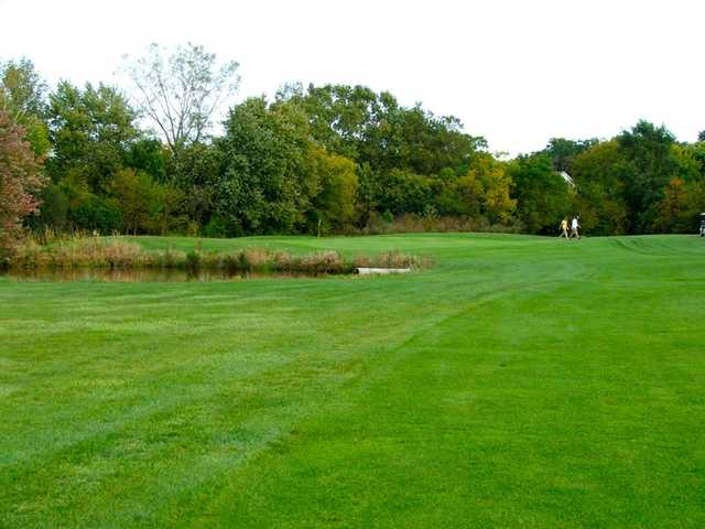 A view from Renwood Golf Course