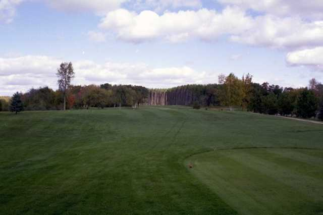 A view from a tee at Viking Meadows Golf Club