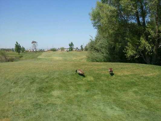 A view from Mountain Valley Golf Center (GolfDigest)