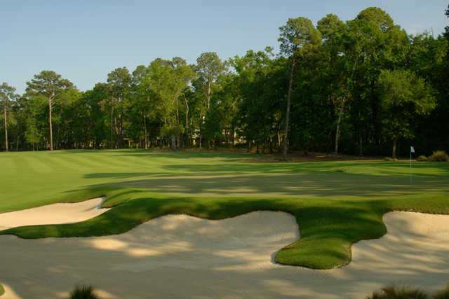 May River - Hole One, 429 yards, Par Four