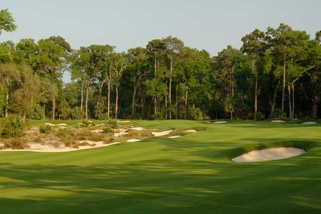 May River - Hole Eight, 555 yards, Par Five