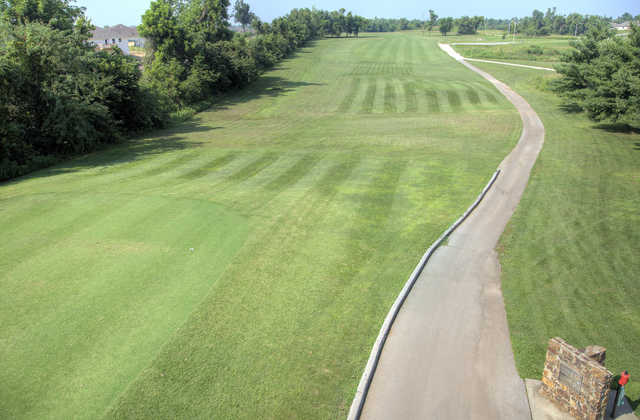 A view from Deer Lake Golf Club