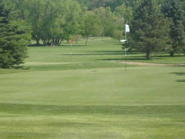 A view from Little Willow Executive at Willow Creek Golf Course