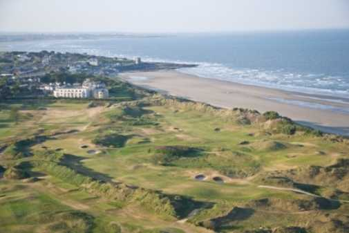 Overview of the Portmarnock Hotel and Golf Links