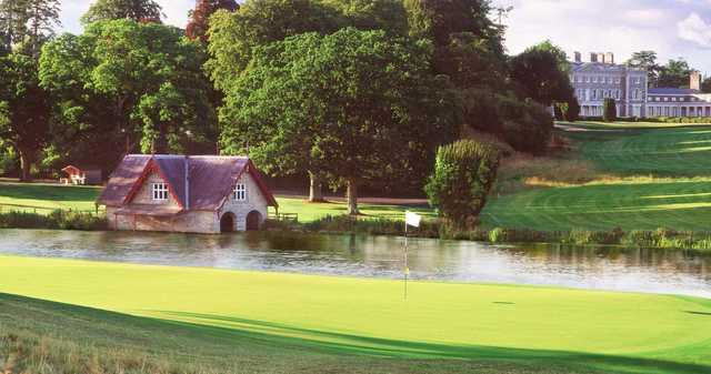 A view from The O'Meara Course at Carton House Golf Club