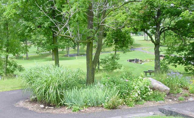 A view from Rocky Ridge Golf Club (Citytourney)