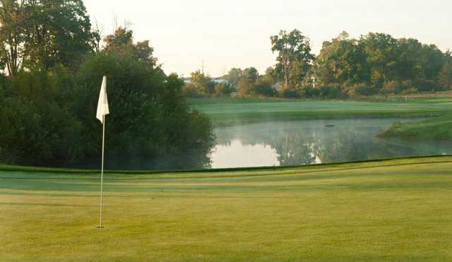 A view of hole #15 at Hunters Ridge Golf Course (SBS Photography)