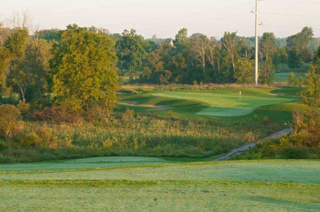 A view from a tee at Hunters Ridge Golf Course (SBS Photography)
