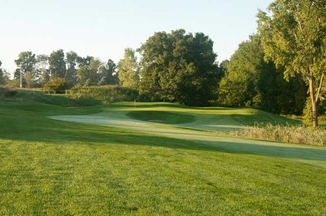 A view of fairway #18 at Hunters Ridge Golf Course (SBS Photography)