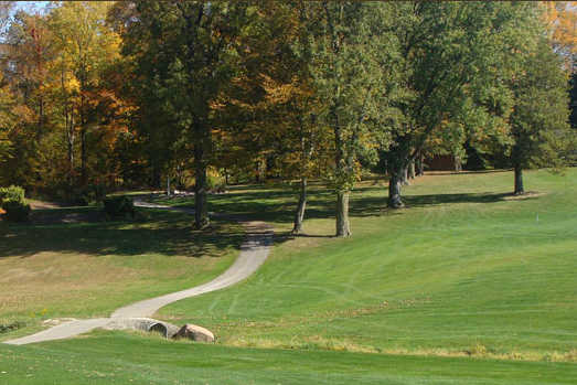 A view from Sleepy Hollow Country Club