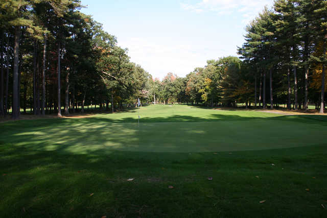 A view of hole #12 at Mohawk River Country Club