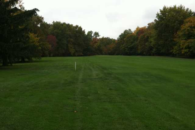 A view of a fairway at Pleasant Hill Golf Course (Swingbyswing)