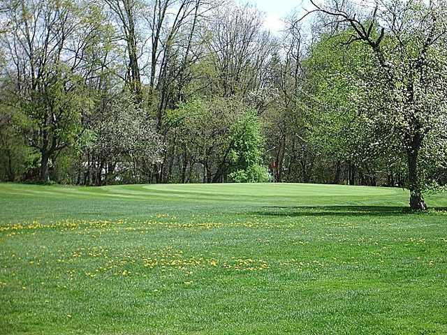 A view of a green at Pleasant Hill Golf Course (Businessfinder)