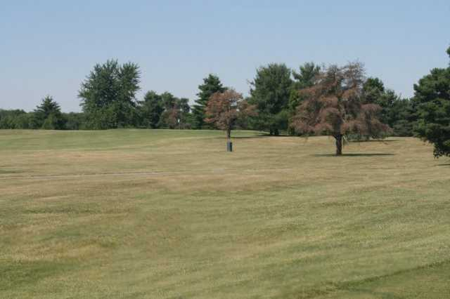 A view from Pine Lakes Golf Course