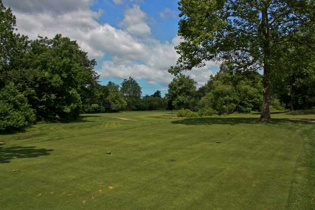 A view from Winding Creek Golf Course