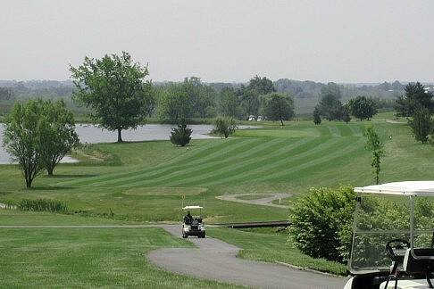 A view from Henry County Country Club