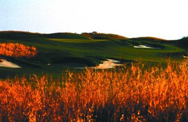 A view from Shadow Lakes Golf Club