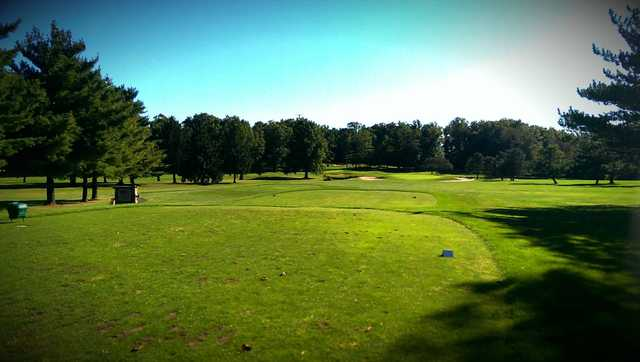 A view from Hawk Valley Golf Club