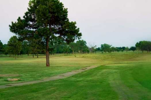 A view from River Creek Park Golf Course