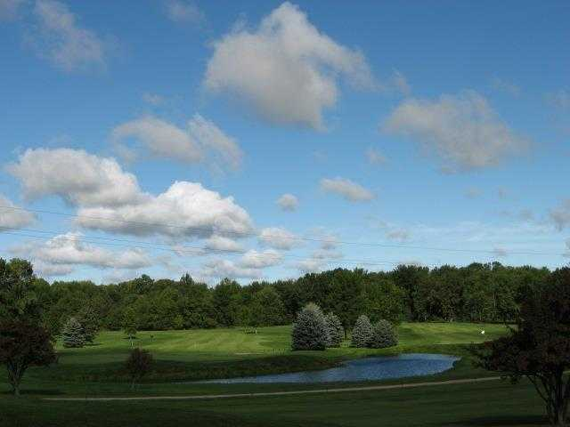 A view from Maple Creek Golf Club