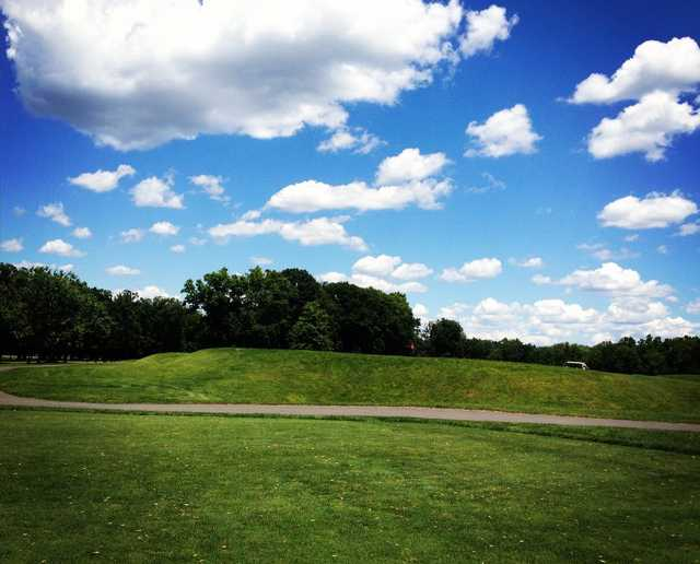 A view from Knoll East Country Club