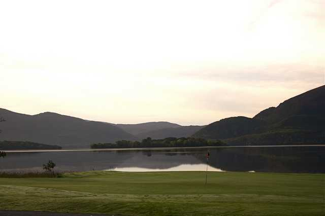 A view from hole #2 at Killarney Golf and Fishing Club - Killeen Course