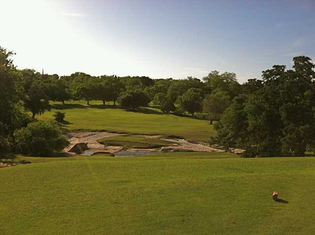 Hancock GC: View from #5