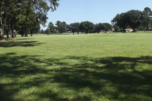 A view of a fairway at Fennwood Hills Country Club