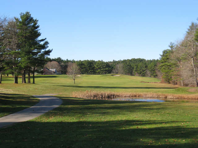 View of the 3rd hole at North Hill Country Club