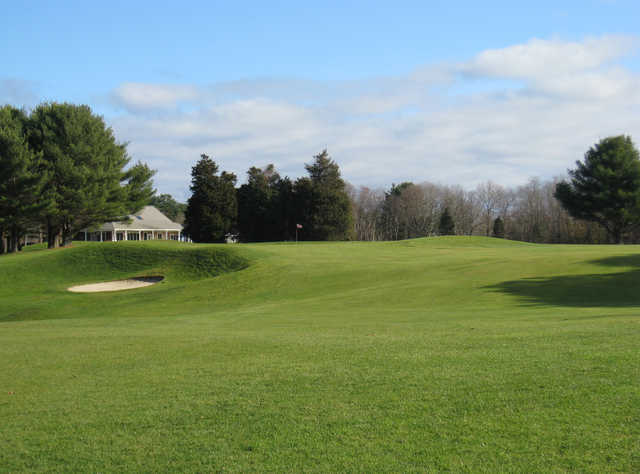 View of the 6th hole at North Hill Country Club