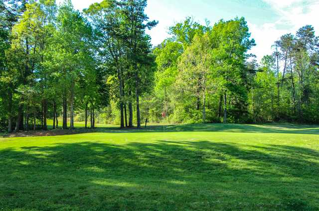 A view of the 8th hole at Front from Rolling Green Golf Club