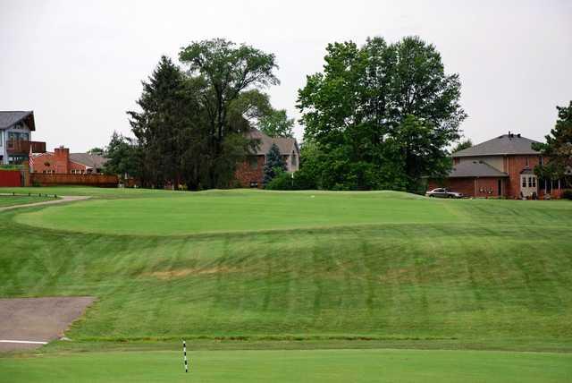 A view from Elk Run Golf Club