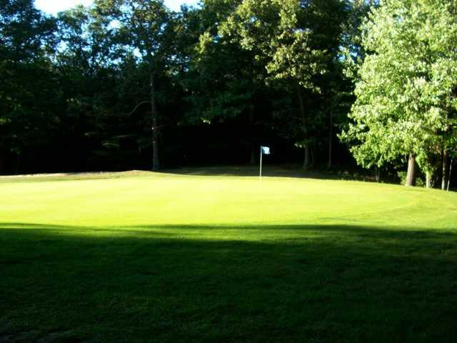 A view of the 12th hole at Chase Hammond Golf Course