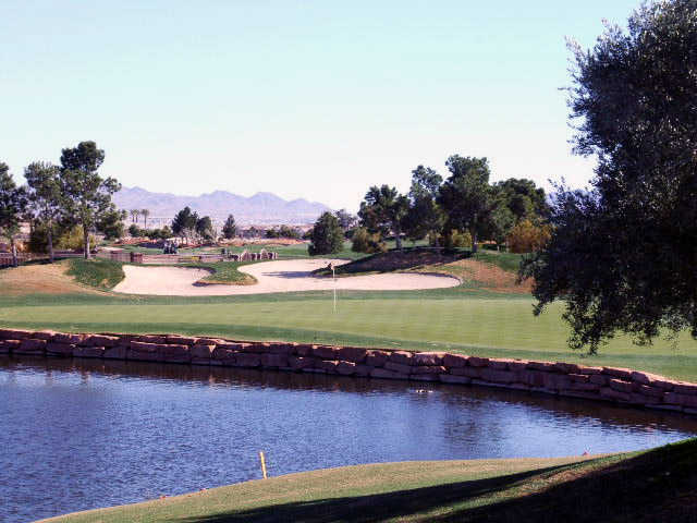 View from Stallion Mountain GC