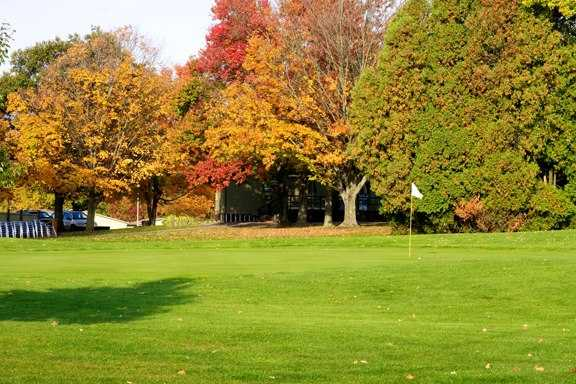 A sunny day view from Hueston Woods Golf Course (Fred Russell)