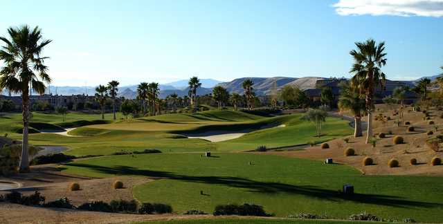 View from the 14th tee at Arroyo Golf Club
