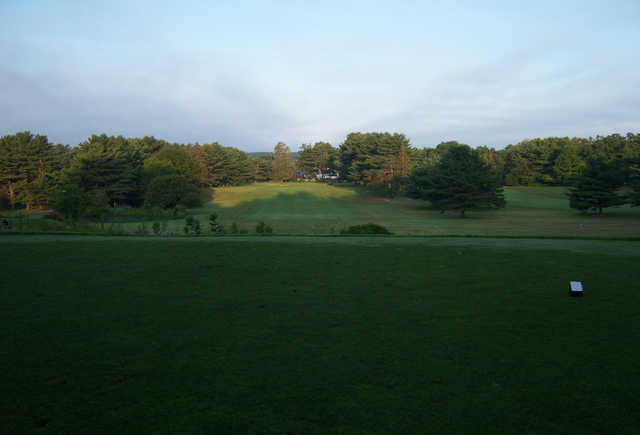 A view from a tee at Windham Club