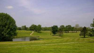 A view from Vineyard Golf Course