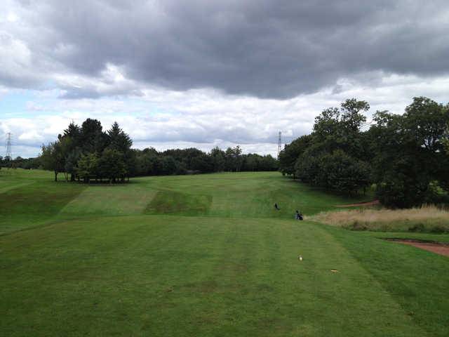 A view from tee #16 at Hazel Grove Golf Club