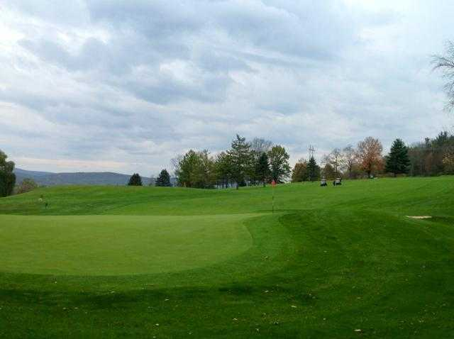 A view of a green at Towanda Country Club