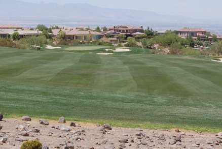 A view of the 3rd hole at Anthem Country Club