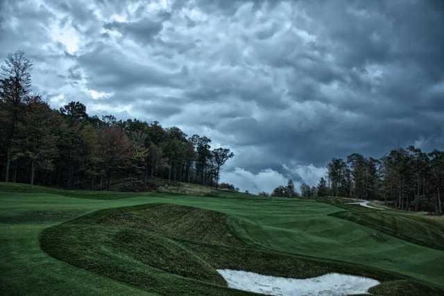 A view from Lodestone Golf Club