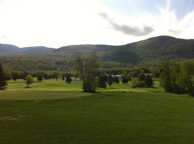 A view from West Bolton Golf Club