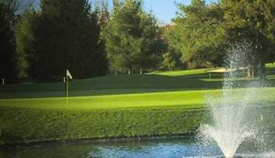A view of a green at Pine Lakes Golf Club (GolfDigest)
