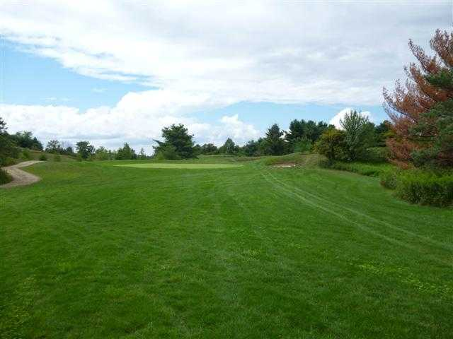 A view of a fairway at Victoria Park Valley Golf Club